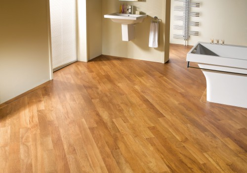 Aran Oak Laminate Flooring