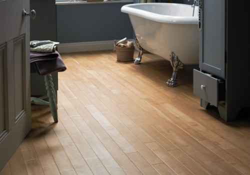 Canadian Maple Laminate Flooring