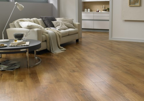 Summer Oak Laminate Flooring
